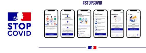 L'application Stop COVID