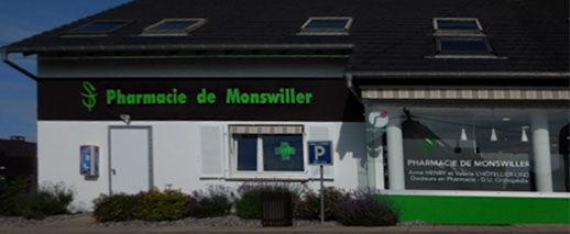 Pharmacie Monswiller, MONSWILLER