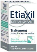 Etiaxil Aisselles Détranspirant peau sensibles Roll-on/15ml à MONSWILLER