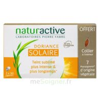 Naturactive Doriance Solaire 2x30 Capsules + 1 Collier Offert à MONSWILLER