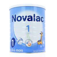 Novalac 1 Lait En Poudre 1er âge B/800g à MONSWILLER