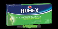 Humex Conjonctivite Allergique 2 %, Collyre En Solution En Récipient Unidose à MONSWILLER