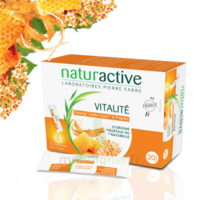 Naturactive Phytothérapie Fluides Solution Buvable Vitalité 20 Sticks/10ml à MONSWILLER