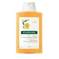 Klorane Beurre De Mangue Shampooing Cheveux Secs 200ml à MONSWILLER