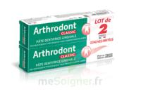Pierre Fabre Oral Care Arthrodont Dentifrice Classic Lot De 2 75ml à MONSWILLER