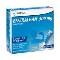 Efferalgan 500 Mg Glé En Sachet Sach/16 à MONSWILLER