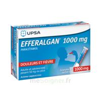 Efferalgan 1g Cappuccino Granules 8 Sachets à MONSWILLER