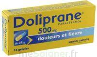 DOLIPRANE 500 mg Gélules B/16 à MONSWILLER
