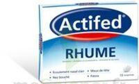ACTIFED RHUME, comprimé à MONSWILLER