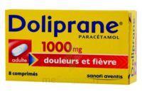 DOLIPRANE 1000 mg Comprimés Plq/8 à MONSWILLER