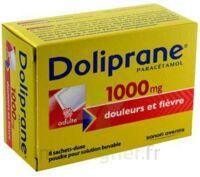 DOLIPRANE 1000 mg Poudre pour solution buvable en sachet-dose B/8 à MONSWILLER