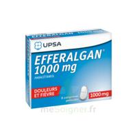 Efferalgan 1000 Mg Comprimés Pelliculés Plq/8 à MONSWILLER