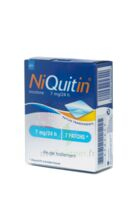 NIQUITIN 7 mg/24 heures, dispositif transdermique B/7 à MONSWILLER