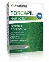 Forcapil Hair Activ Comprimés B/30 à MONSWILLER