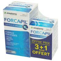 Forcapil Gélules croissance vitalité cheveux ongles B/180+60 à MONSWILLER