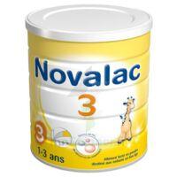 Novalac 3 Croissance lait en poudre 800g à MONSWILLER