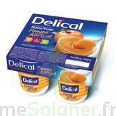 Delical Nutra'pote Dessert Aux Fruits, 200 G X 4 à MONSWILLER