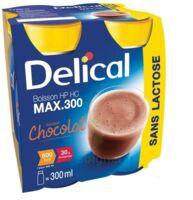 DELICAL MAX 300 SANS LACTOSE, 300 ml x 4 à MONSWILLER