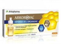Arkoroyal Défenses Naturelles Gelée adulte 7 Doses/10ml à MONSWILLER