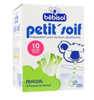 Bébisol Petit'Soif Fenouil x10 à MONSWILLER