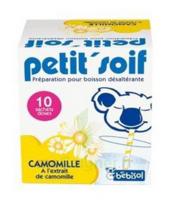 Bébisol Petit'Soif Camomille x10 à MONSWILLER