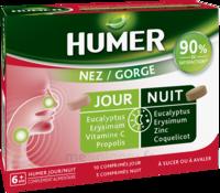 Humer Nez/gorge Jour&nuit 15 Comprimés à MONSWILLER