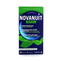 Novanuit Phyto+ Comprimés B/30 à MONSWILLER