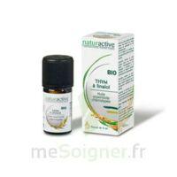 NATURACTIVE HUILE ESSENTIELLE BIO, fl 5 ml à MONSWILLER