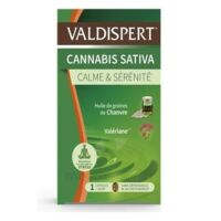 Valdispert Cannabis Sativa Caps Liquide B/24 à MONSWILLER