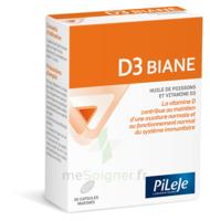 Pileje D3 Biane Capsules 200 Ui - Vitamine D 30 Capsules à MONSWILLER