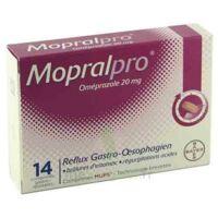 MOPRALPRO 20 mg Cpr gastro-rés Film/14 à MONSWILLER