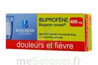Ibuprofene Biogaran Conseil 400 Mg, Comprimé Pelliculé à MONSWILLER