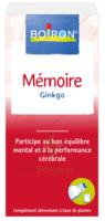 Boiron Mémoire Ginkgo Extraits de plantes Fl/60ml à MONSWILLER