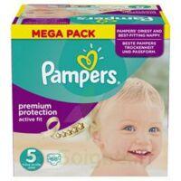 PAMPERS ACTIVE FIT T5 MEGA PACK 68 à MONSWILLER