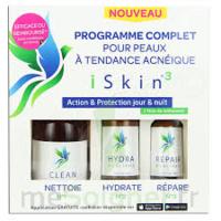 ISKIN  programme complet peaux à tendance acnéique à MONSWILLER
