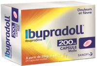 IBUPRADOLL 200 mg, capsule molle à MONSWILLER