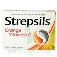 STREPSILS ORANGE VITAMINE C, pastille à MONSWILLER