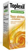 TOPLEXIL 0,33 mg/ml sans sucre solution buvable 150ml à MONSWILLER