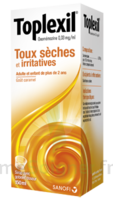 TOPLEXIL 0,33 mg/ml, sirop 150ml à MONSWILLER