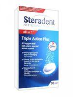 STERADENT TRIPLE ACTION, tube 30, bt 3 à MONSWILLER