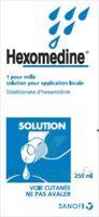 Hexomedine 1 Pour Mille S Appl Loc Fl/250ml à MONSWILLER