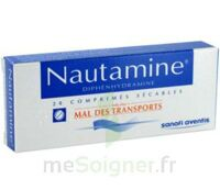 NAUTAMINE, comprimé sécable à MONSWILLER