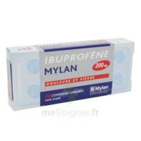 IBUPROFENE MYLAN 200 mg, comprimé enrobé B/30 à MONSWILLER