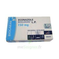 Econazole Biogaran L.p. 150 Mg, Ovule à Libération Prolongée à MONSWILLER