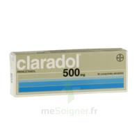 CLARADOL 500 mg, comprimé sécable à MONSWILLER