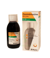 OXOMEMAZINE MYLAN 0,33 mg/ml, sirop à MONSWILLER
