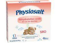 PHYSIOSALT REHYDRATATION ORALE SRO, bt 10 à MONSWILLER