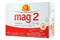 Mag 2 122 Mg S Buv En Ampoule Sans Sucre édulcoré à La Saccharine Sodique 30amp/10ml à MONSWILLER
