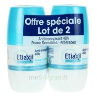 Etiaxil Deo 48h Roll-on Lot 2 à MONSWILLER