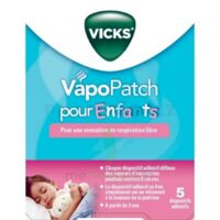 VICKS VAPOPATCH ENFANTS à MONSWILLER
